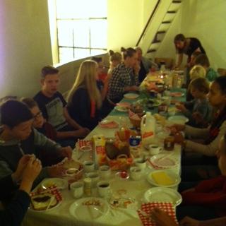 Hemels Ontbijt voor de jeugd