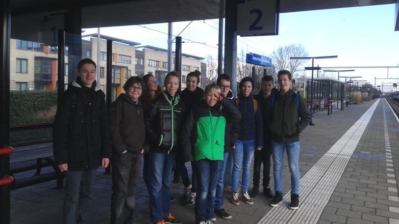 Tienergroep 2GetR2013 parochie OLV van Amersfoort