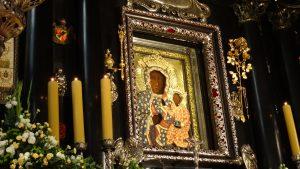 De Zwarte Madonna van Czestochowa