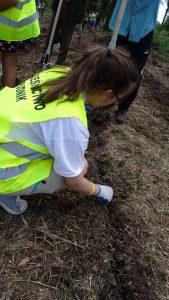 WJD jongeren planten bomen in Prudnik