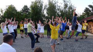 Een Pools feestje kan niet zonder dansen