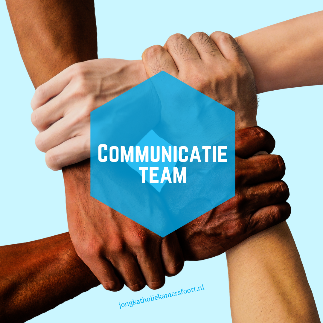 Vrijwilliger: communicatieteam