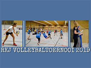 Foto's van het vorige RKJ Volleybaltoernooi en de datum voor dit jaar 19 mei
