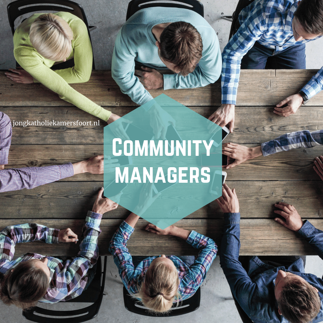 Gezocht: Community managers