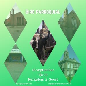 Giro Parroquial: HH. Petrus & Pauluskerk, Soest