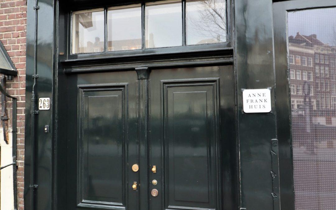 Anne Frank Huis virtueel bezoeken