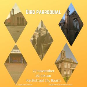 Giro Parroquial: H. Nicolaaskerk, Baarn